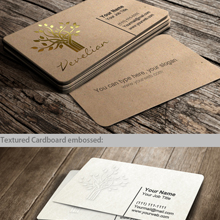 bussines card mock-up